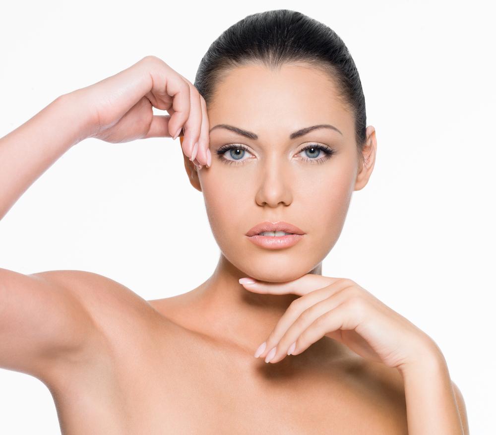 Как сделать лицо гладким и красивым