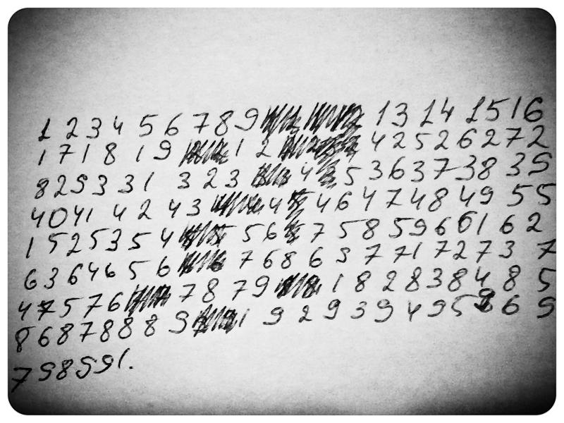 Простые гадания на бумаге с ручкой на
