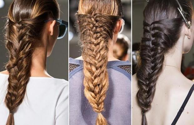 модные причёски в 2015