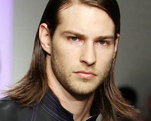 мужские для длинных волос