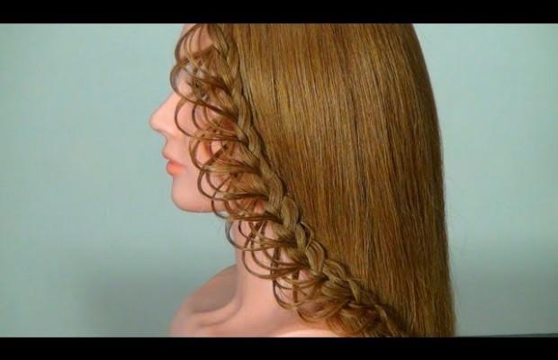 на длинные волосы 3
