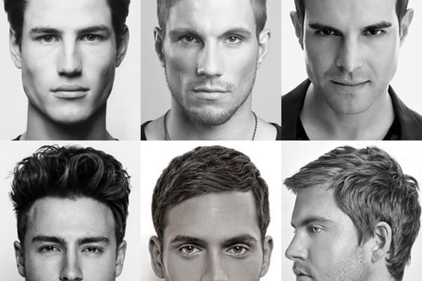 выбрать причёску мужчине