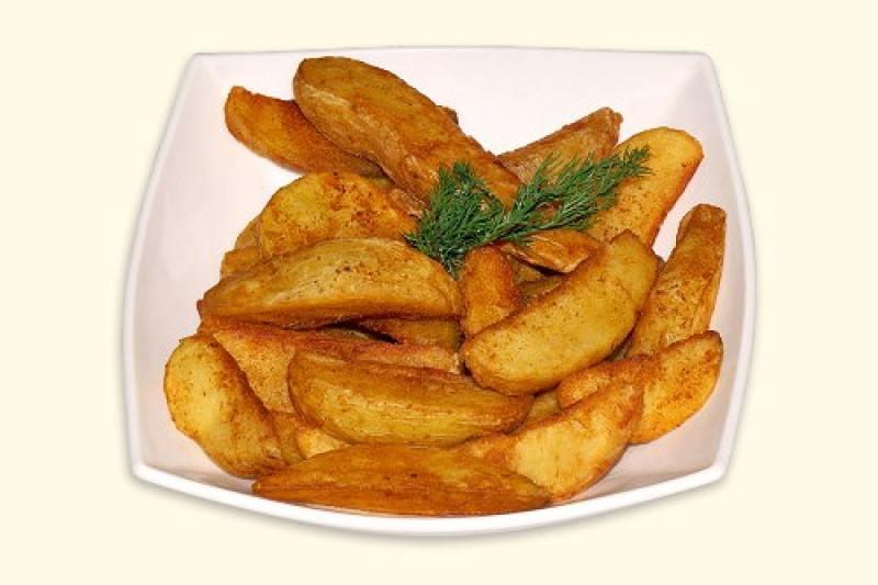 Картошка по-деревенски в духовке как в макдональдсе рецепт с