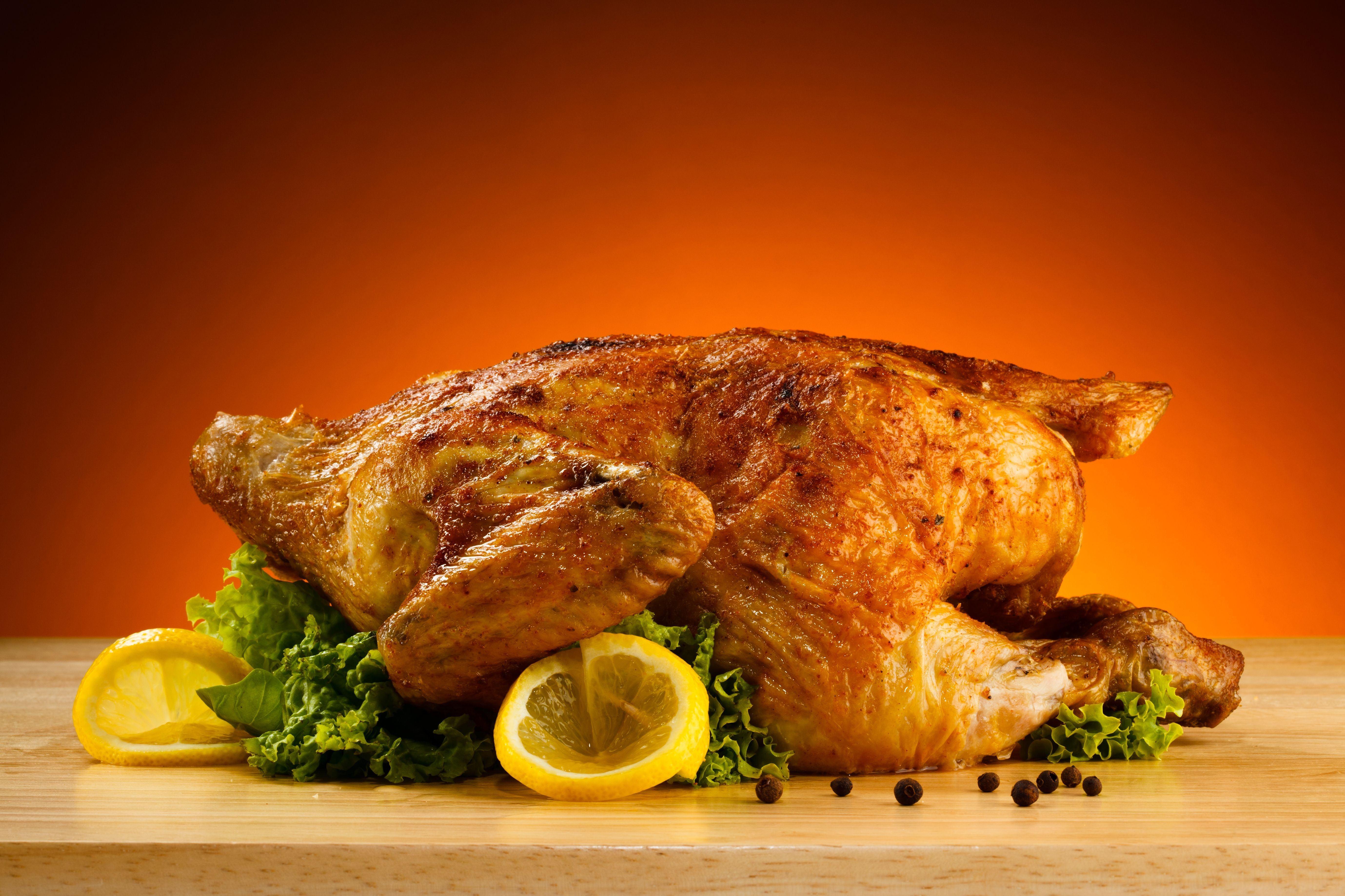 открытка курица гриль продаж