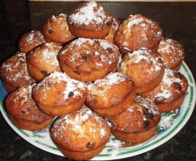 Кексы рецепты в формочках в домашних условиях