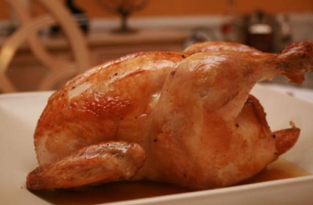 Как сделать курицу в духовке с