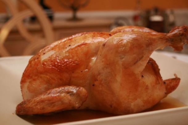 Как сделать чтобы курица была хрустящей 46