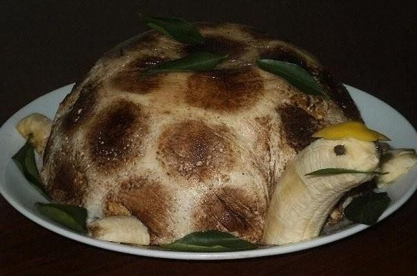 Торт -Черепаха-
