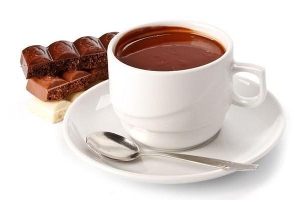 горячий шоколад 2