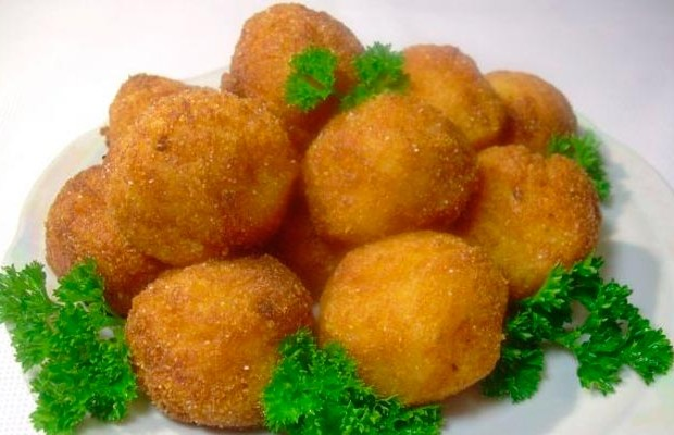 картофельные шарики 2