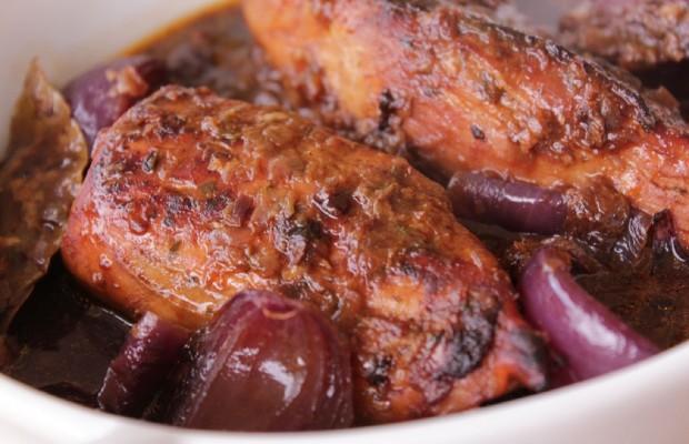 Рецепт блюда с форели