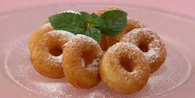 пончики 1