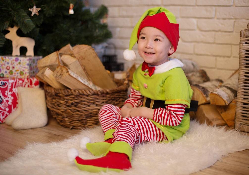 Детские костюмы на новый год