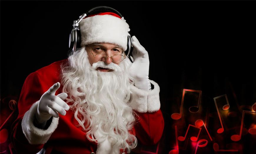 Подборка музыки для нового года 2017