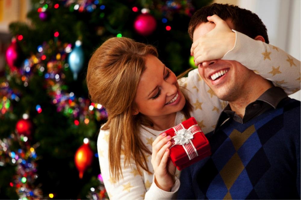 Подарок для любимого человека на новый год