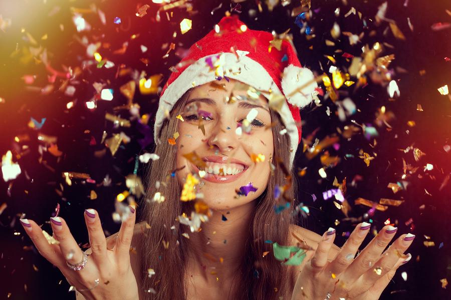 Как весело провести новый год дом