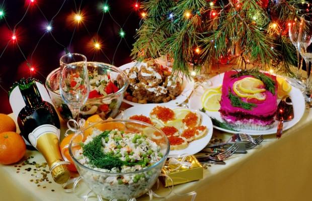 Фото рецепты блюд на новогодний стол 2016