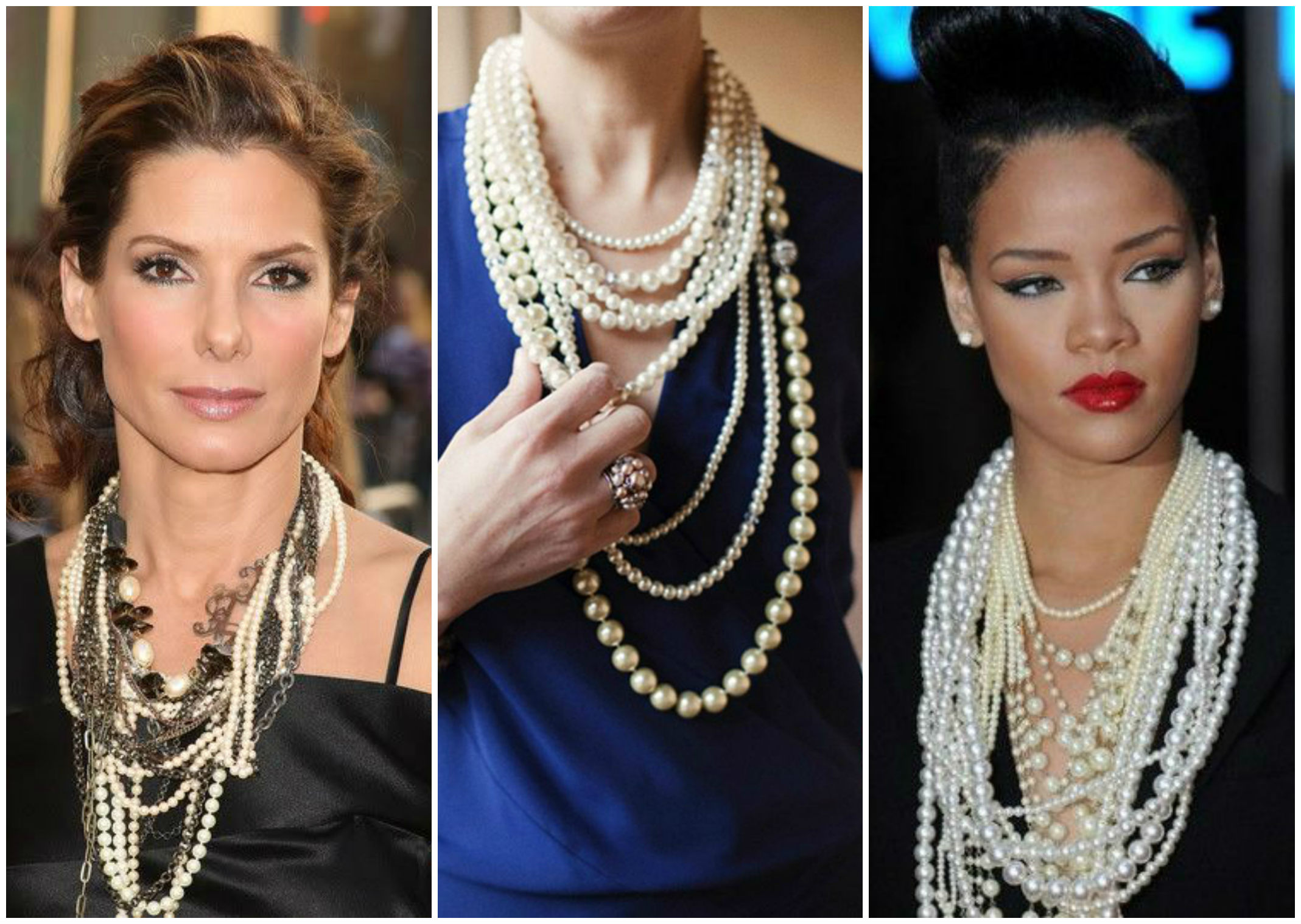 Ювелирные украшения модные в 2018 фото