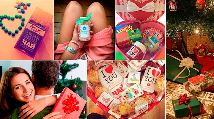 Креативные подарки на новый 2016 год своими