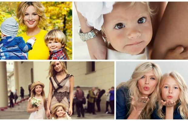 фото детей знаменитостей в россии 2016