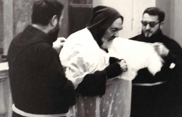 Fra Giovanni Padre Pio e Padre Eusebio